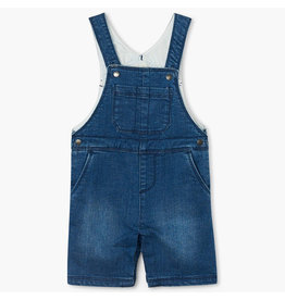 Hatley Denim Baby Short Overalls
