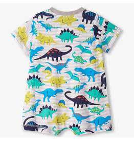 Hatley Friendly Dinos Baby Romper
