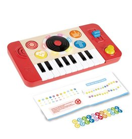 Hape Toys Dj Mix & Spin Studio