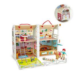 Hape Toys Pony Club Ranch