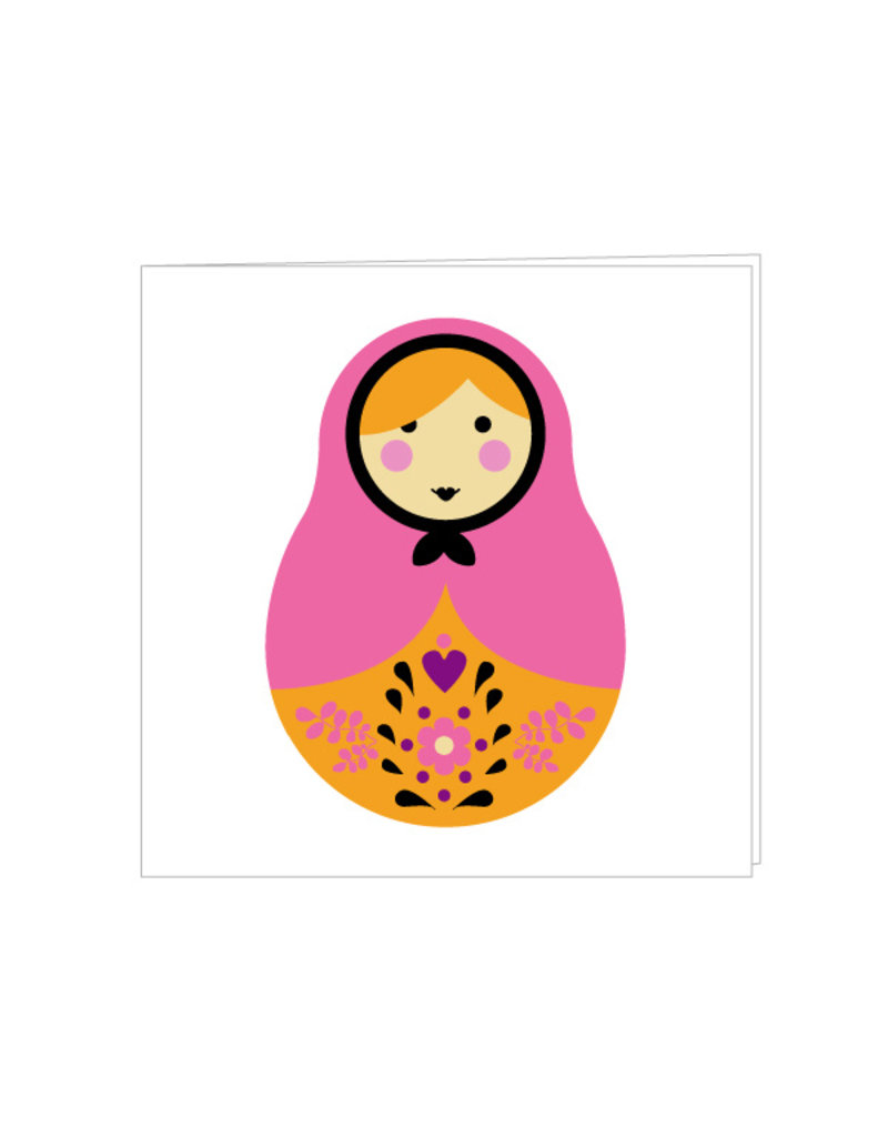 Hip Baby Mini Card