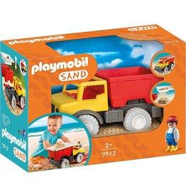 Playmobil Sand Dump Truck