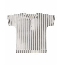 Turtledove London Wide Stripe Shirt