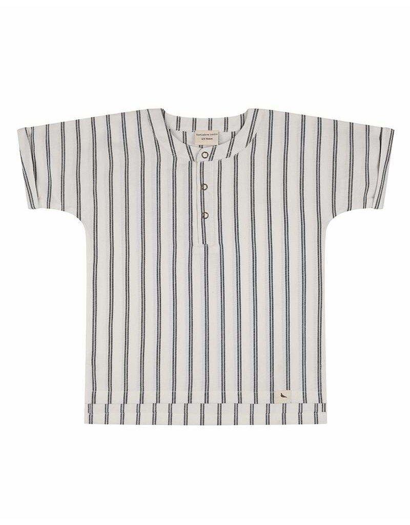 Turtledove London Wide Stripe Shirt