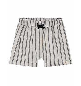 Turtledove London Wide Stripe Short