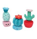 Manhattan Toys Cactus Garden Magnetic Stacker