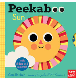 Random House Peekaboo: Sun Board Book