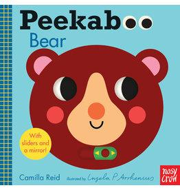 Random House Peekaboo: Bear Board Book