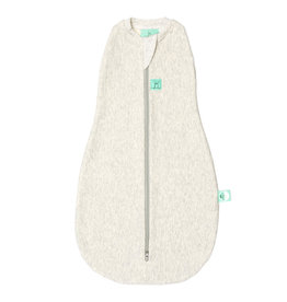 Love To Dream Organic 1.0 Tog Swaddle Bag Grey Marle