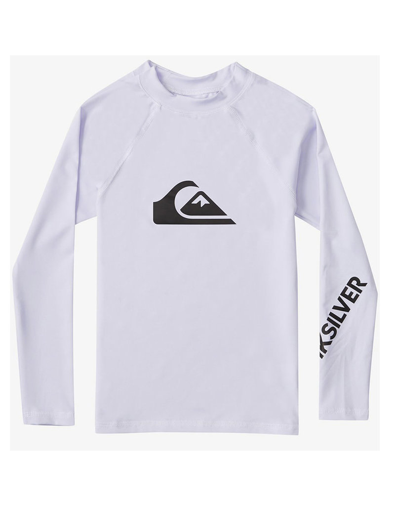 Quiksilver All Time LS UV Shirt