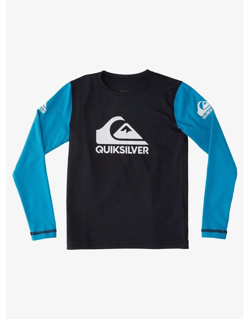 Quiksilver Heats On LS UV Shirt