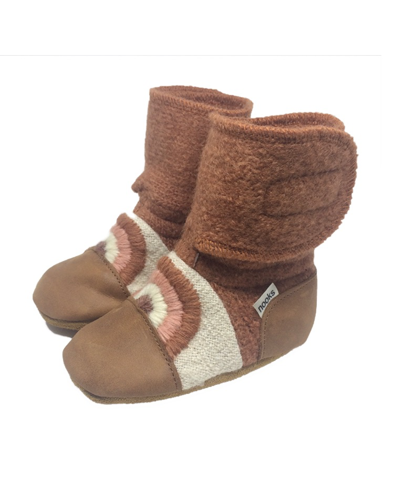 Nooks Nooks Clay Good Vibes Boots