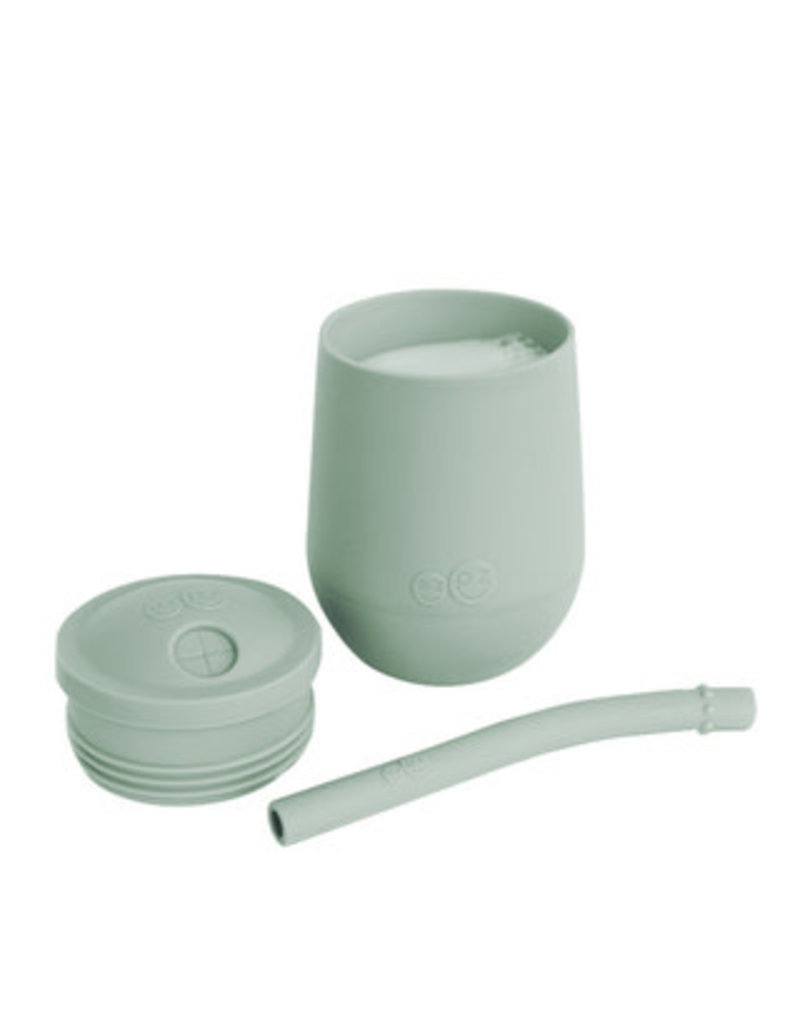 ezpz Mini Cup + Straw Training System in Sage