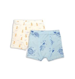 Silkberry Bamboo Shorts Underwear