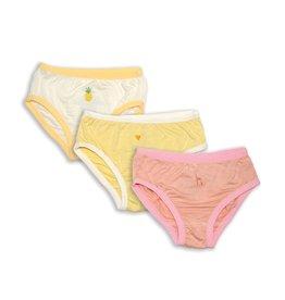Silkberry Rose Mix Bamboo Bikini Underwear