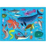 Mudpuppy Ocean Life Puzzle To Go
