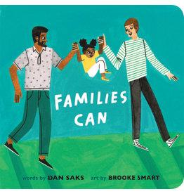 Random House Families Can Board Book