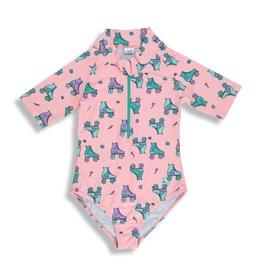 Birdz Rollerskates UV Swimsuit