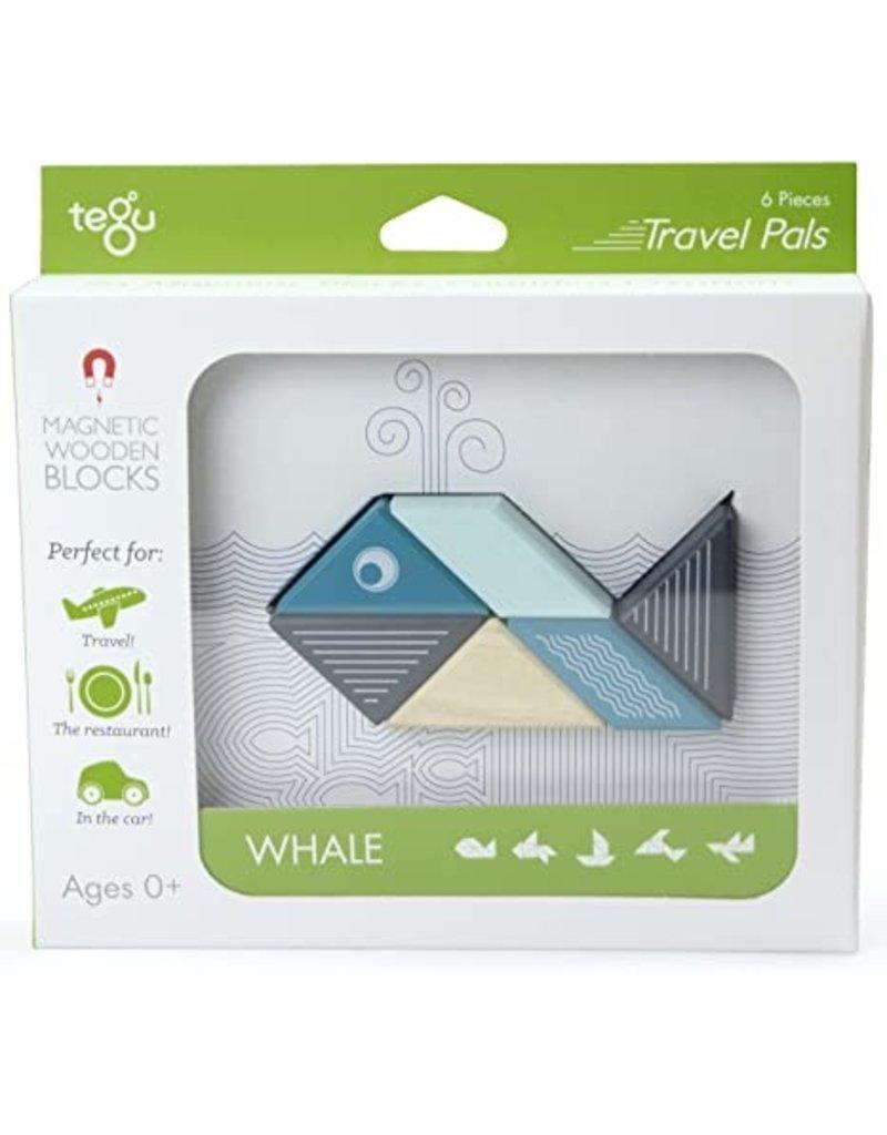 Tegu Travel Pals, Whale