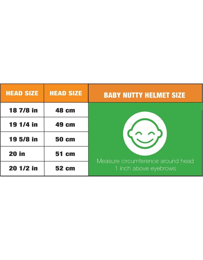 Nutcase Baby Nutty Petal to the Metal Gloss MIPS Helmet XXS