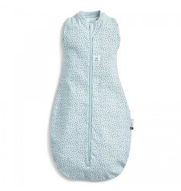 Love To Dream Organic 0.2 Tog Swaddle Pebble