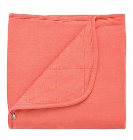 Kyte Baby Baby Blanket In Melon