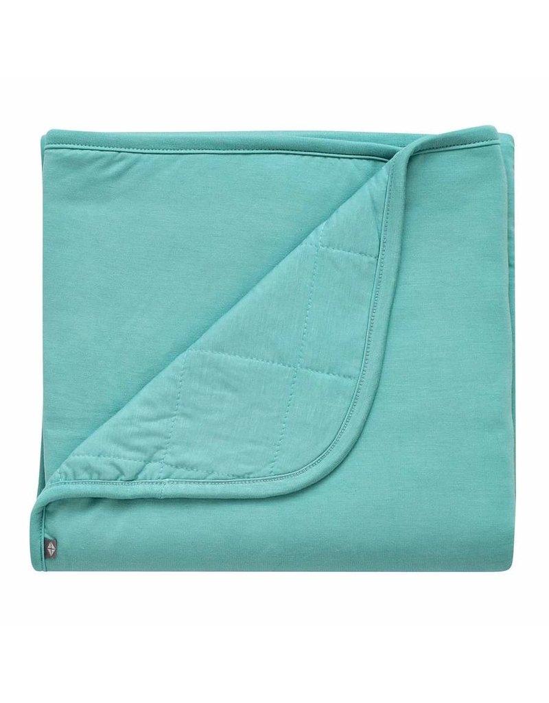 Kyte Baby Baby Blanket In Jade