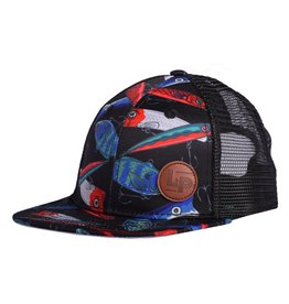 Fish Trucker Cap