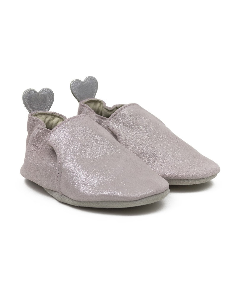 Pretty Pearl Baby Shoes