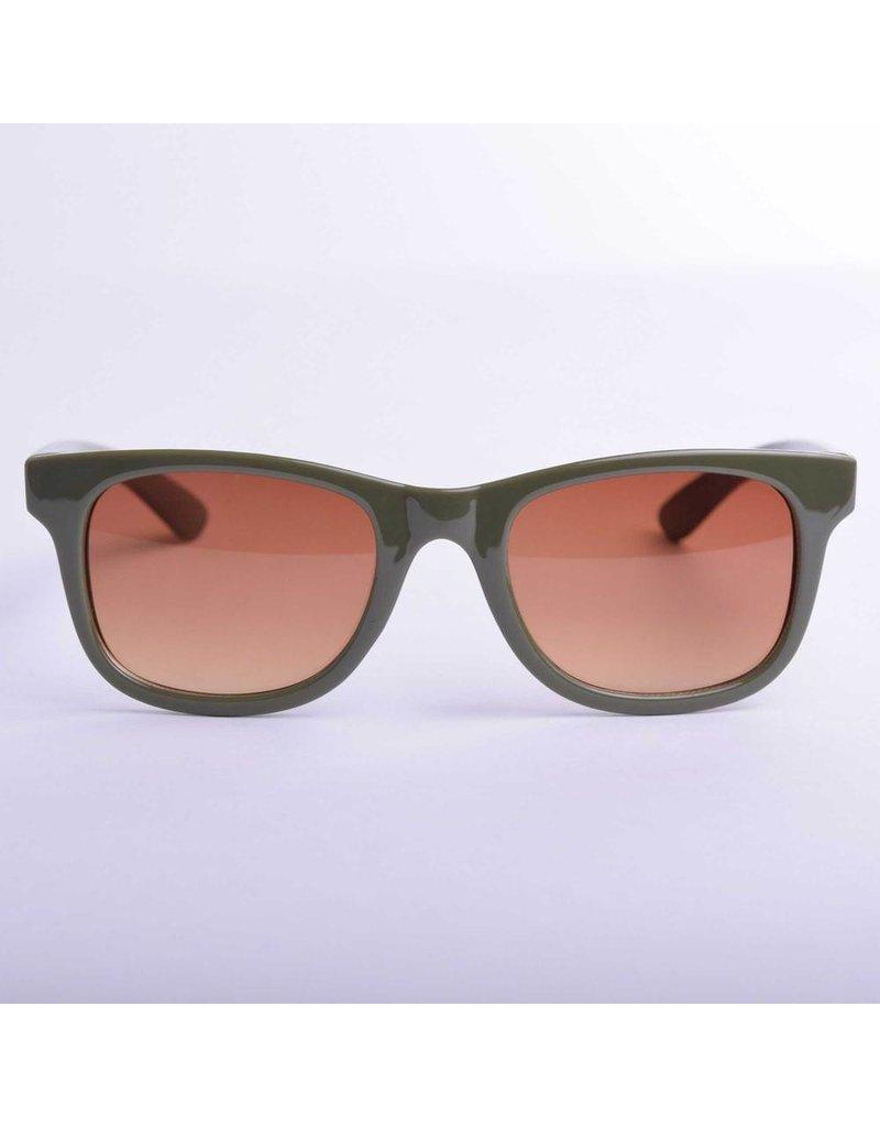 L&P Apparel Miami Sunglasses, 12m+, Army