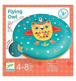 Djeco Flying Disc - Flying Owl