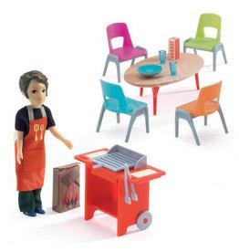 Djeco Barbecue And Accessories