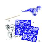 Djeco Scratch Cards - Iron