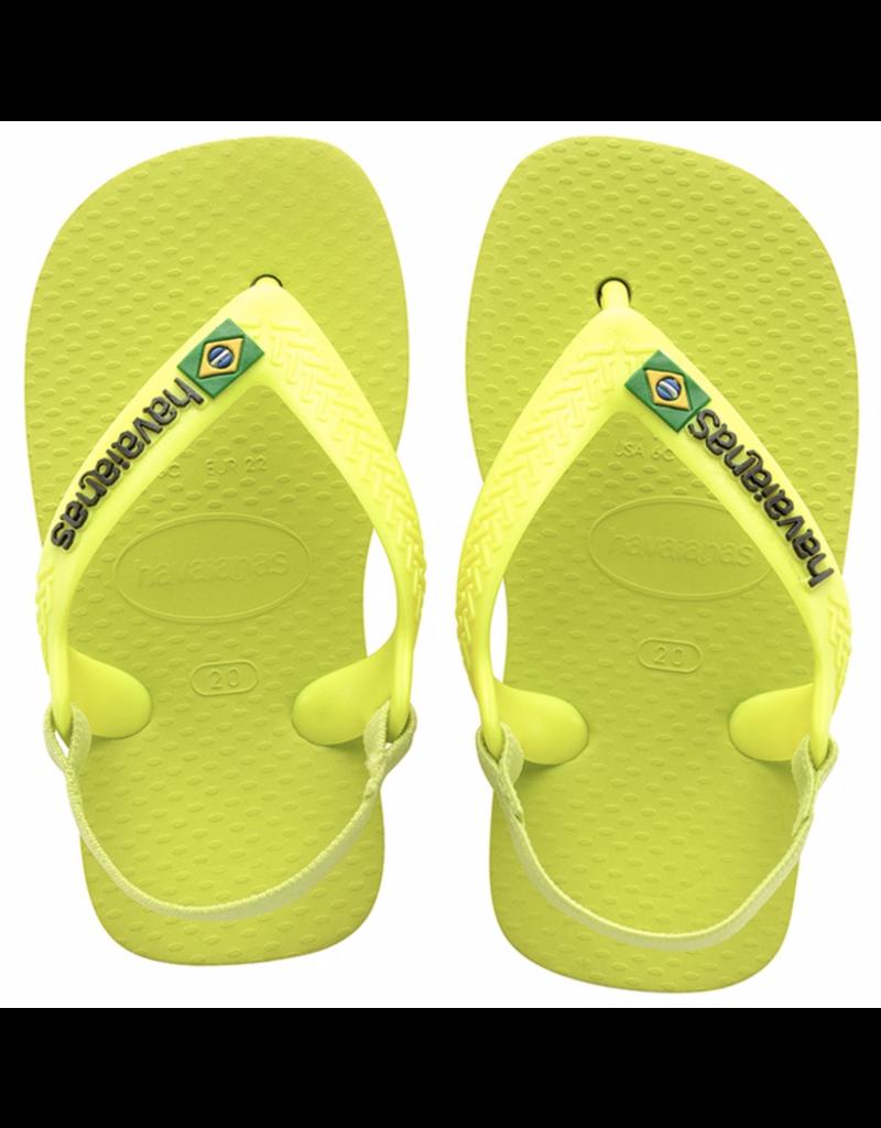 Baby Brazil Havaianas Sandals