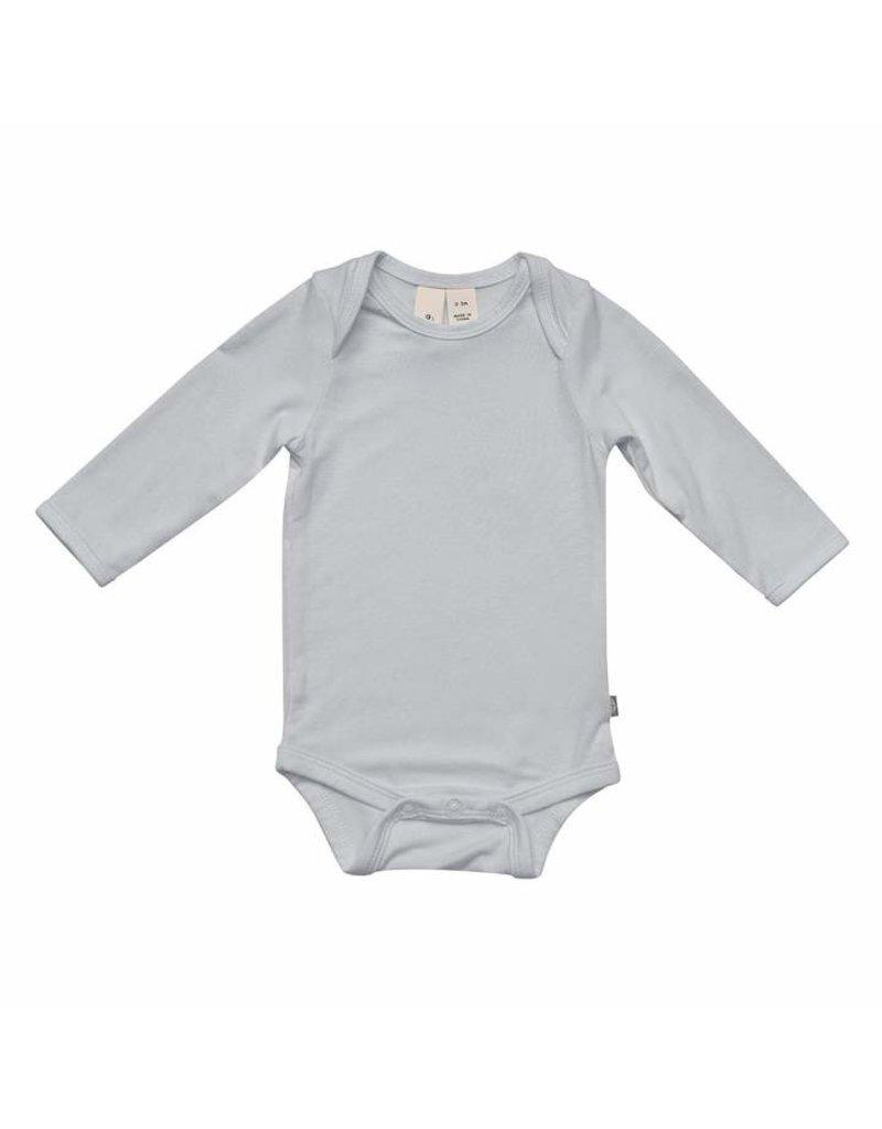 Kyte Baby Storm Bamboo LS Bodysuit
