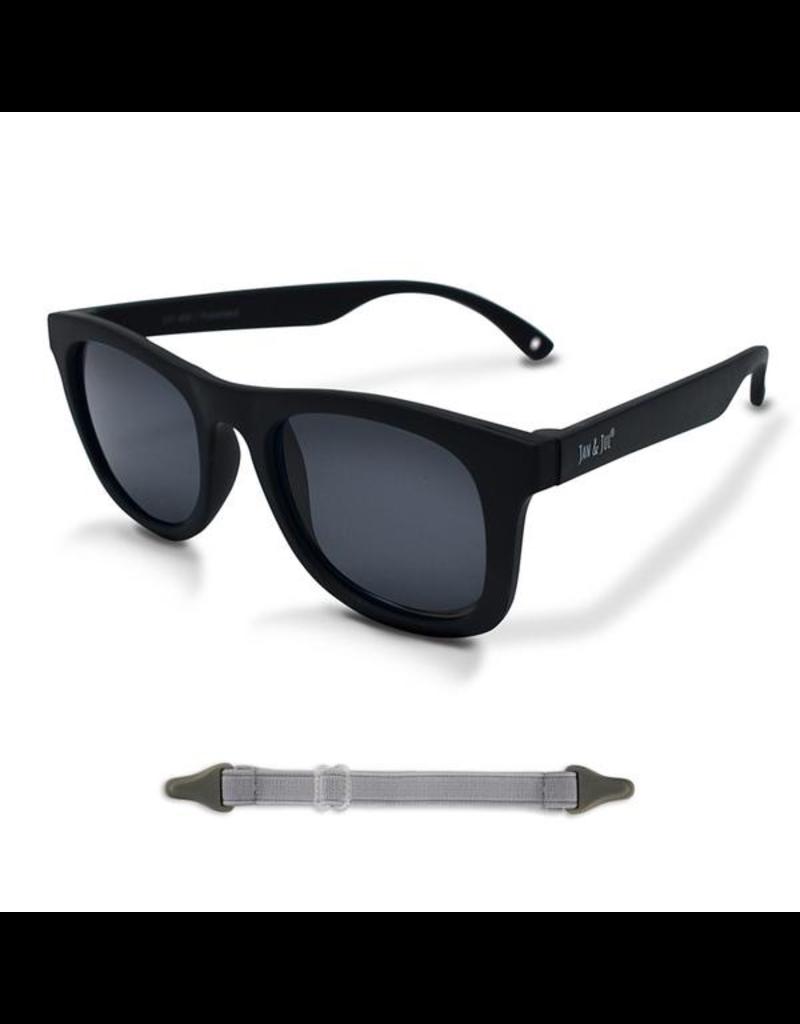 Jan & Jul Black Urban Explorer Polarized Sunglasses