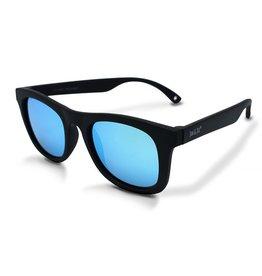 Jan & Jul Black Mirrored Aurora Sunglasses