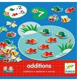 Djeco Eduludo - Additions Game