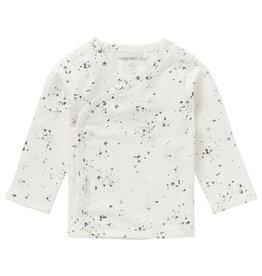 Noppies Basics Organic Lyoni Kimono T-Shirt - White
