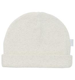 Noppies Basics Organic Nevel Hat - Oatmeal