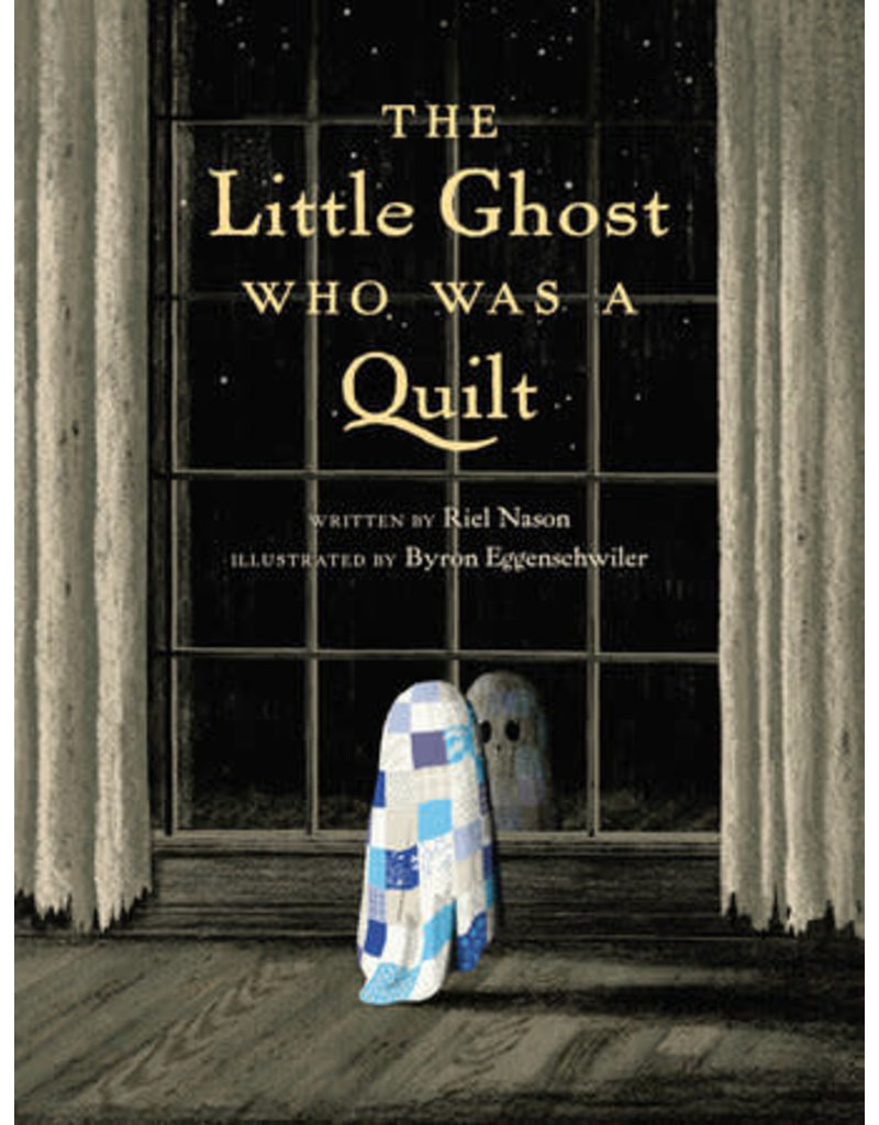 Random House The Little Ghost Who Was a Quilt