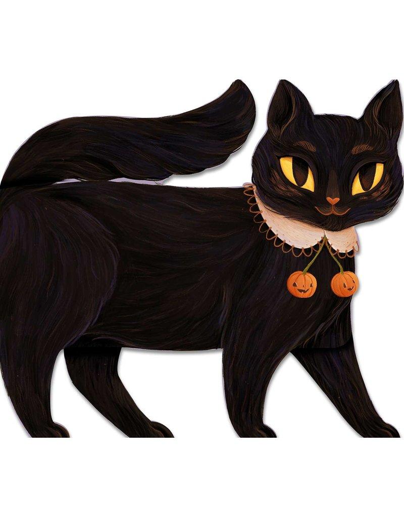 One Black CatBoard Book