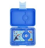 Mini Snack - 3 Compartment Jodhpur Blue