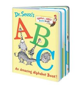 Random House Dr. Seuss's ABCs Board Book