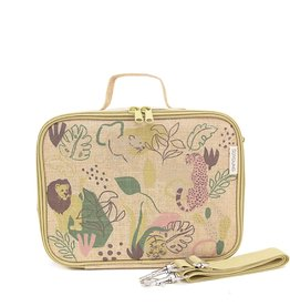 So Young Jungle Cats Lunch Box