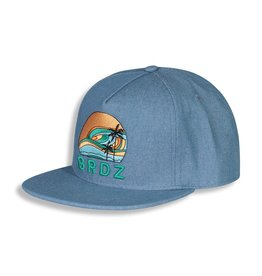 Birdz Denim Sunset Adult Baseball Hat