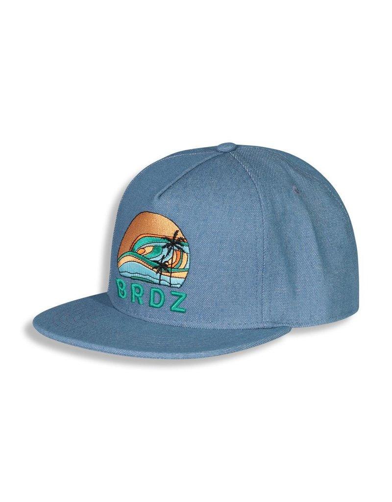 Denim Sunset Adult Baseball Hat