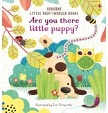 Usborne Are You There Little Puppy?
