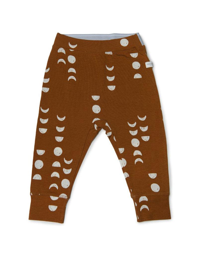 Loulou Lollipop Baby Pants in TENCEL™ - Moon