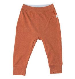 Loulou Lollipop Baby Pants in TENCEL - Umbra